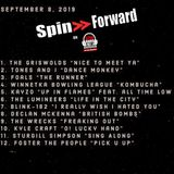 SPIN FORWARD SEPTEMBER 8, 2019