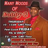 BOBBY G... SOUL TO REGGAE WITH A LITTLE BIT OF POP.... TRIBUTE TO SIR JOHN HOLT