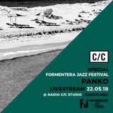 Formentera Jazz Festival presents DJ.Panko @radiocc.club 21/05/18