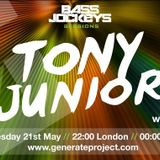 BassJockeys Sessions Show - 21.05.14 with guestmix by Tony Junior