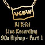 DJ K-Tel Live - Vancouver Craft Beer Week 2014 - 90s Hip Hop Part 1/2