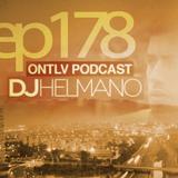 ONTLV PODCAST - Trance From Tel-Aviv - Episode 178 - Mixed By DJ Helmano