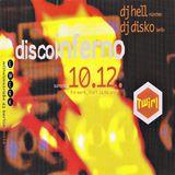 DJ DISKO – DJ HELL – E-WERK BERLIN 10.12.1994 Tape B (2)