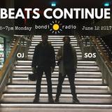 Beats Continue Show - OJ Delmonté & guest Shane SOS - June 12 2017