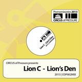 Lion C - Lion's Den - COPMIX - 2013