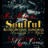 MS MELADEE SOULFUL RARE GROOVE SUNDAY 8 MAY 2016 ON UNIQUEVIBEZ