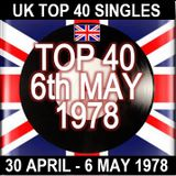 UK TOP 40: 30 APRIL-06 MAY 1978