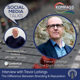 Episode #89 _ Interview with Trevor Lorkings - The Difference Between Branding & Reputation