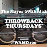 The Five O'clock Traffic Jam @mikejax X @wamo100 Throwback Thursday 6/11/15