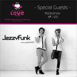 JazzyFunk - Exclusive podcast for Universal Love Ibiza #105