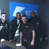DJ Hatcha (Sin City) & Modestep (UKF Music) @ The Dubstep Show, Kiss 100.0 FM (16.01.2013)
