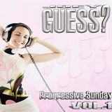 Joey Guess - Progressive Sunday Vol.1