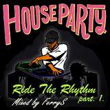 FerryS - Ride The Rhythm part.1. (cut vers,)