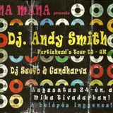 DJ Andy Smith Funk & Hip Hop 45's mix Live in Budapest