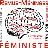 Emission Remue Méninges Féministe du 25 février 2020
