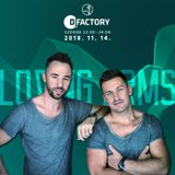 Loving Arms - DJ Factory (2018.11.14.) @ Radio 1