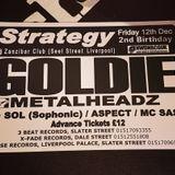 "Liquid Drum&Bass DJ Aspect Live@""STRATEGY"" 2nd Birthday 12thDecember2003 - Zanzibar Club - Liverpool"