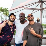Black Coffee @ Mixmag in The Lab for Miami Music Week at 1 Hotel in South Beach - 28 March 2017