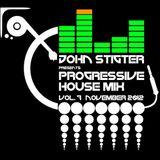John Stigter pres. Progressive House Mix Vol. 7 (November 2012)