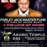 Circa 2011: Farley Jack Master Funk Live at Arabic Temple #44