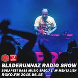 BLZ Radio Show w/ MENTALIEN (uk garage + bass set) @ RCKO.FM 2015.06.15
