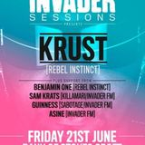 guinnessdj live @ invader sessions 21st June 2013