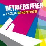 Johannes Froehlich - Betriebsfeier 7. Jubiläum - 27. Aug 2010 - MS Hoppetosse (Berlin)