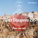 Couvre x Tape #10 - Tunis Diaspora 216 : Time out mix