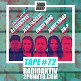 Tape #72 w/ Jess Passeri, Jenny Sharp, SicStyle, GVCCI MING & AR-P // RadioAktiv 2punkt0