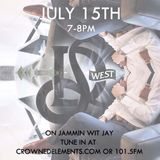 Jammin Wit Jay - July 15th - LD West (Luis Marin)