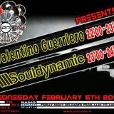 Valentino Guerriero @ Friends On Stage (Radio Canale Italia / FEBBRAIO 2014)