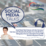 Episode #48: Interview with Michelle Duffy Rudden from The Irish Biz Party Group & HOBI