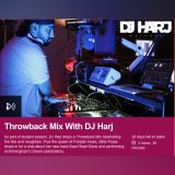 Throwback Mix - Noreen Khan - BBC Asian Network (Old School Bollywood, Bhangra, R&B & Pop)