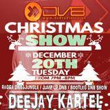 #10 DV8 RADIO DJ KARTEL RAMSHACK XMAS SHOW 20TH DEC