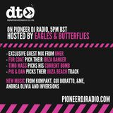 Data Transmission Radio Show 025 - Hosted by Eagles & Butterflies