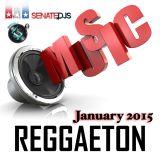 Reggaeton Music January 2015