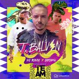 Dj Blaze & Dj Laflame - J Balvin Montreal Mixtape