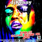 DJ KENNY EVABLESS CULTURE REGGAE MIX 2016