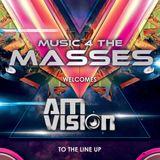AMVISION M4TM LA 2014 ( Deep House Teaser Mix)