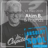 Absolut Soul Show /// 13.03.2019 on SOULPOWERfm