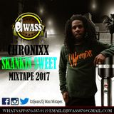 DJ WASS - CHRONIXX_SKANKIN SWEET_MIXTAPE 2017