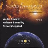 Audio Review for Voices from Heaven Vol II by Syversen & Halonen