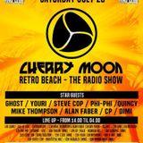 Cherry Moon Rétro Summer The Radio Show DJ C.ced 23-07-2016 143 bpm