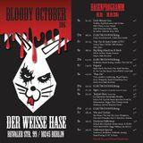RO @ Hardcore Halloween - Der Weisse Hase Berlin - 29.10.2016
