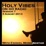 Holy Vibes Session 7 - For God Radio (Christian Trance and Progressive House)