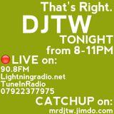 DJTW | 26.01.17 | LightningFM Radio Show (BACK FROM JAMAICA!)