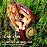 Tone Tavi - Summer Packing List (Selectro Podcast @ DanceFM)