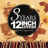 "Seelen @ 3 Years ""12 INCH LOVERS"" Universal Hasselt 02-05-2015"