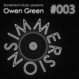 Immersions #003 | Owen Green