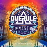 Dj Overule - Summer Tour 2014 Mixtape